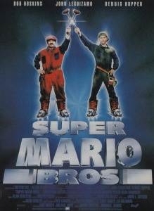 Super Mario Bros, le film.
